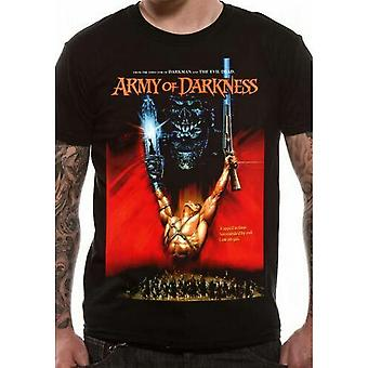 Army Of Darkness Unisex Adult Poster T-shirt