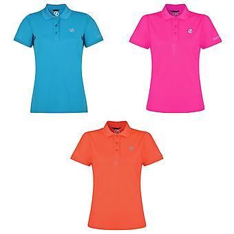 Dare 2B Womens/dames set forth Polo shirt