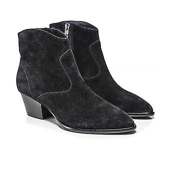 Asche-Heidi-BIZ-Wildleder-Ankle-Boots