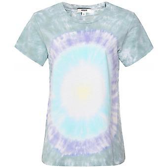AGOLDE Mariam Organic Cotton Tie-Dye T-Shirt