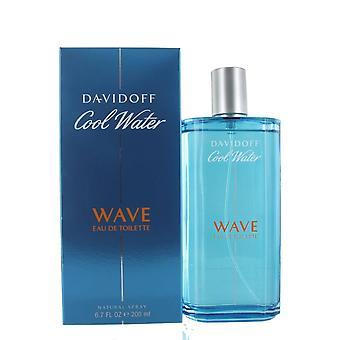 Davidoff Cool Water Wave Eau de Toilette Spray 200ml