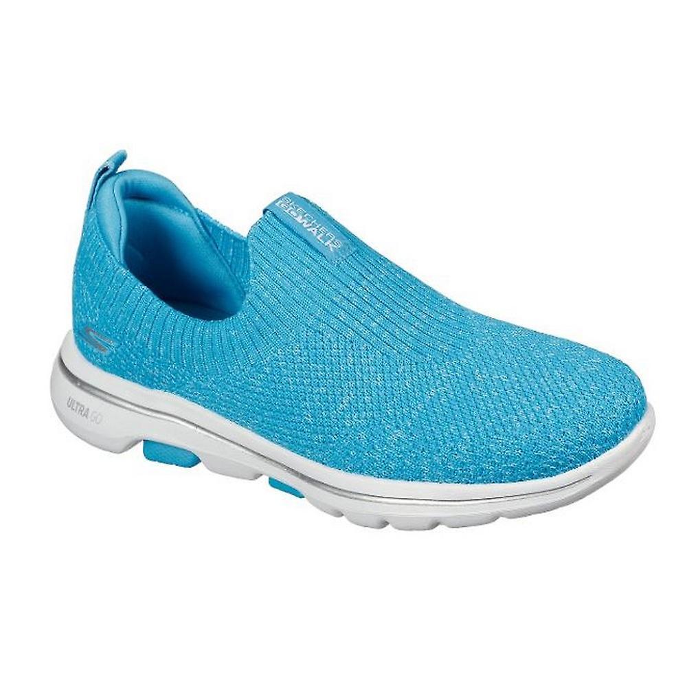 Skechers Womens/Ladies Gowalk 5 Trendy Slip On Sports Shoe ZPnYs