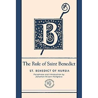 The Rule of Saint Benedict: A Contemporary Paraphrase (Paraclete Essential Deluxe)