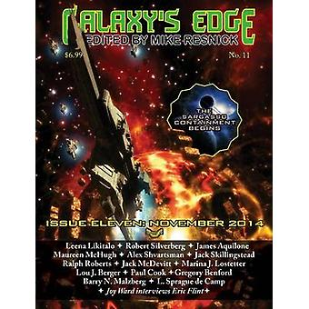 Galaxys Edge Magazine Issue 11 November 2014 by Resnick & Mike
