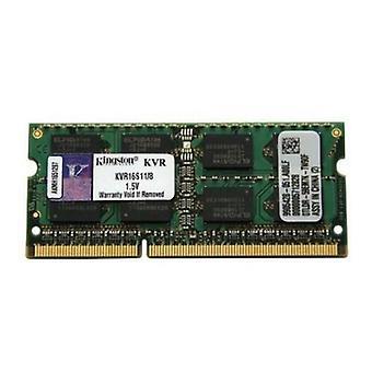 MÉMOIRE RAM Kingston IMEMD30095 KVR16S11/8 8 Go 1600 MHz DDR3-PC3-12800