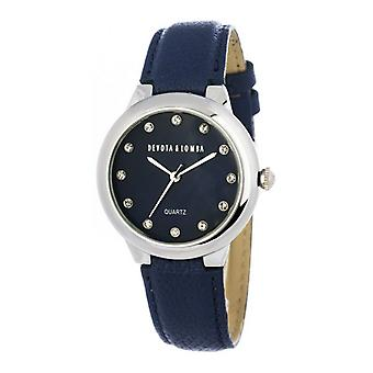 Ladies'Watch Devota & Lomba DL006WN-01DBLUE (Ø 35 mm)