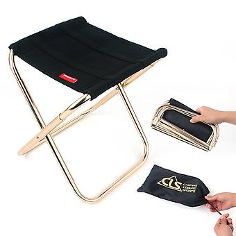 Outdoor folding stool