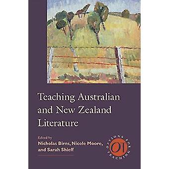 Teaching Australian and New Zealand Literature by Nicholas Birns - Ni