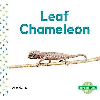 Mini Animals - Leaf Chameleon by Julie Murray - 9781644943045 Book