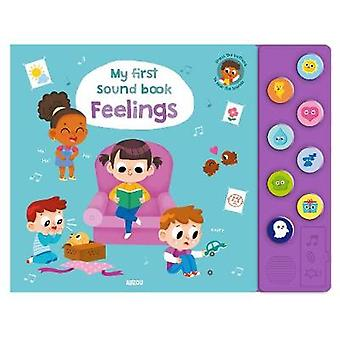 My First Sound Book - Feelings by Emma Martinez - 9782733871898 Book