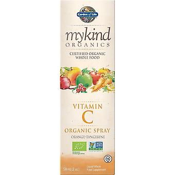 Garden Of Life Mykind Organics Vitamine C Spray 58ml 1243