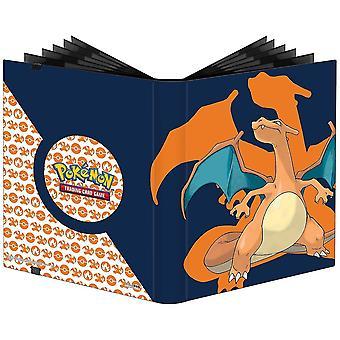 Ultra Pro - Pokémon - Charizard - 9-Pocket Pro - Collector's Binder