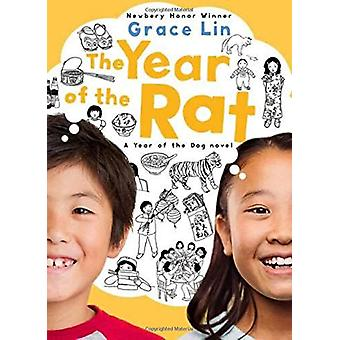 The Year of the Rat (New Edition) by Grace Lin - 9780316531344 Book