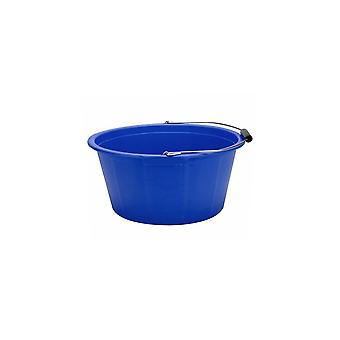 Faulks 3 Gallon Plastic Feed Bucket