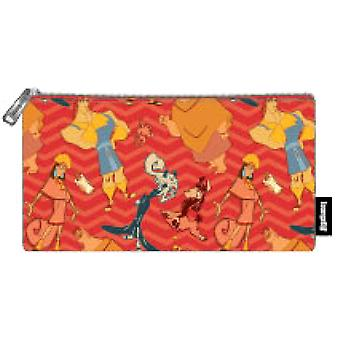 Emperor's New Groove Characters Pouch