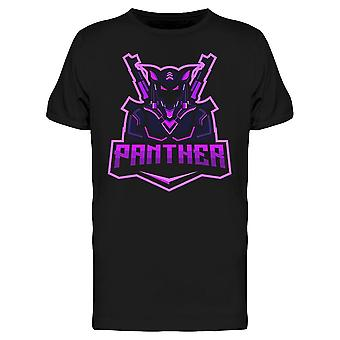 Panter Forces Gamer Icon Tee Men's -Kuva Shutterstockilta
