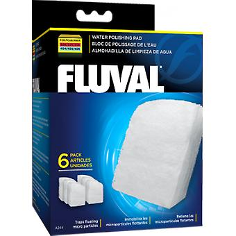 Fluval FLUVAL FOAME 405/406 6 PC (Fish , Filters & Water Pumps , Filter Sponge/Foam)