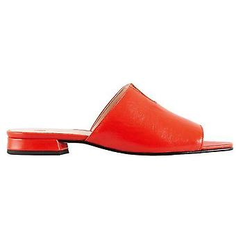 Hogl lustige rote Sandalen Damen rot