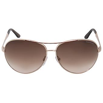 Tom Ford Charles Aviator Gafas de sol FT0035 772 62
