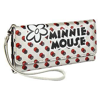 Retro Minnie Mus Stor Clutch Vesken