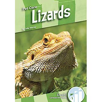 Lizards by Julie Murray - 9781641856690 Book