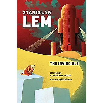 The Invincible by Stanislaw Lem - 9780262538473 Book