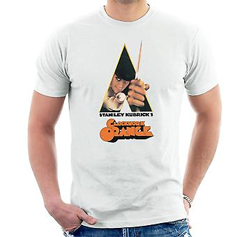 A Clockwork Orange Classic Movie Art Men's T-Shirt