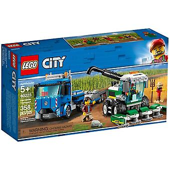 LEGO 60223 Combine harvester transport