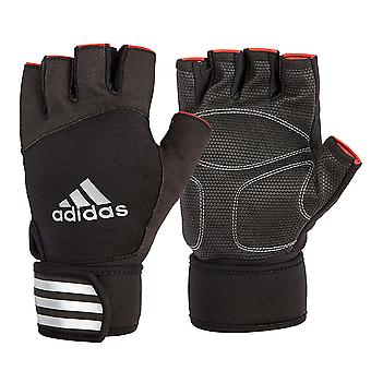 Adidas Elite Trainingshandschoenen Zwart/Wit