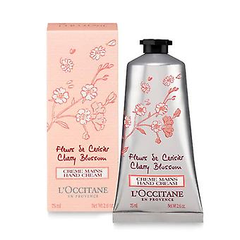 HandCrème Fleurs De Cerisier L'occitane (75 ml)