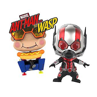 Ant-Man and the Wasp Movbi & Ant-Man Cosbaby Set