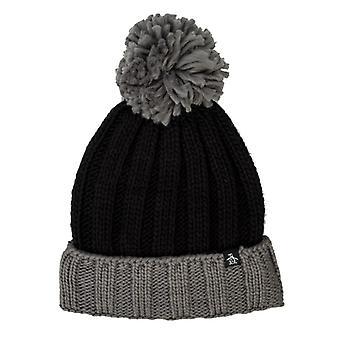 Accessories Original Penguin Hills Bobble Hat in Grey