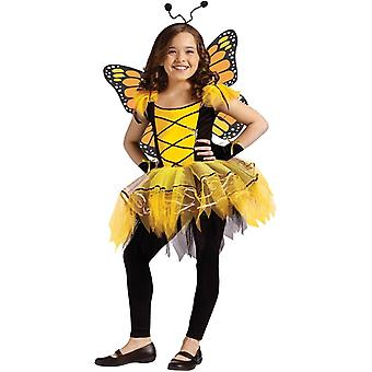 Pretty Butterfly Child Costume