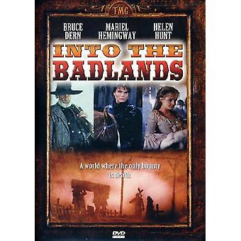 Into the Badlands (1991) [DVD] USA import