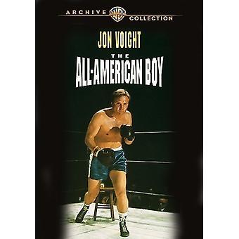 All-American poika [DVD] Yhdysvallat tuoda