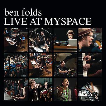 Live At Myspace [CD] USA import