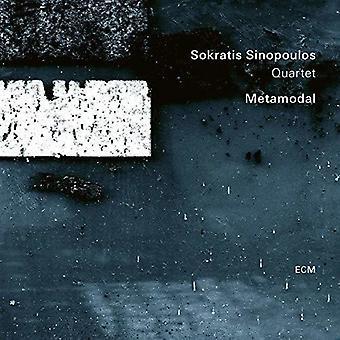Metamodal [CD] USA import