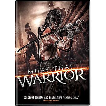 Muay Thai Warrior (Aka: Yamada: Way of the Samurai [DVD] USA import