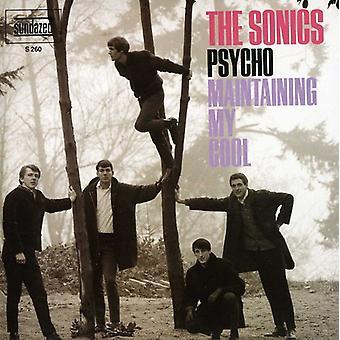 Sonics - Psycho/Maintaining My Soul [Vinyl] USA import