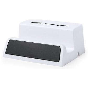 Porta USB 2.0 com suporte para celular