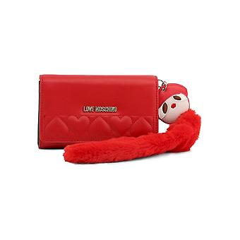 Love Moschino - Bags - Clutches - JC5616PP18LO_0500 - Ladies - Red