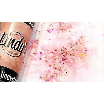 Lindy's Stamp Gang Oom Pah Pah Pink Magical Shaker
