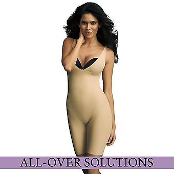 Maidenform Flexees Women's Shapewear Wear Your Own Bra Singlet ,Body Beige,La...