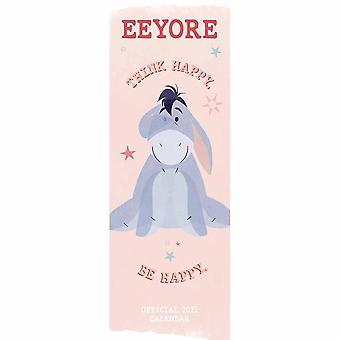 Otter House 2021 Slim Calendar- Eeyore