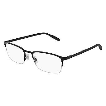 Montblanc MB0117O 001 Black Glasses