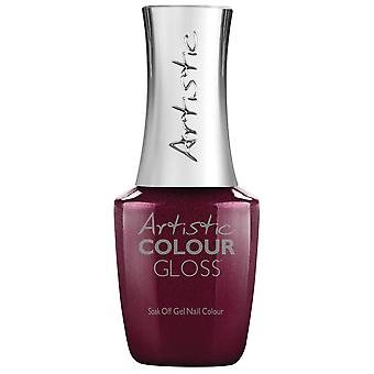 Kunstnerisk farveglans indpakket i Mystery 2019 Gel polish Collection - Madame Rouge (2700240) 15ml