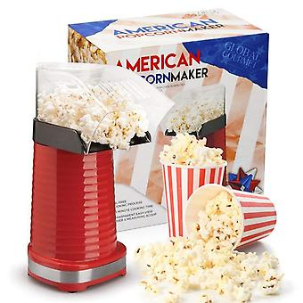 Global Gourmet von Sensio Home Popcorn Maker 1200W | Beste Air Popcorn Popper EU Stecker