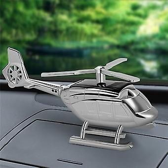 Solar Powered, Air Freshener Diffuser Aircraft Model Toy