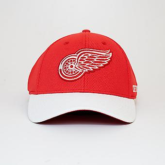 Adidas Nhl Detroit Redwings Coach Flex Cap