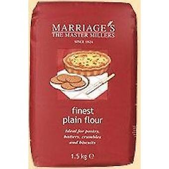 W & H MARRIAGE & SON - Finest Plain Flour